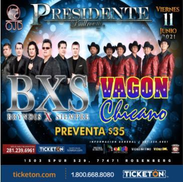 BXS Y VAGON CHICANO: Main Image