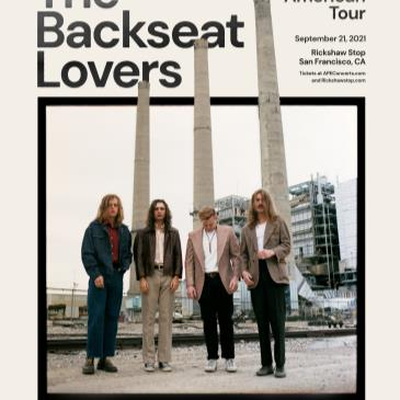 THE BACKSEAT LOVERS - Sold out!-img