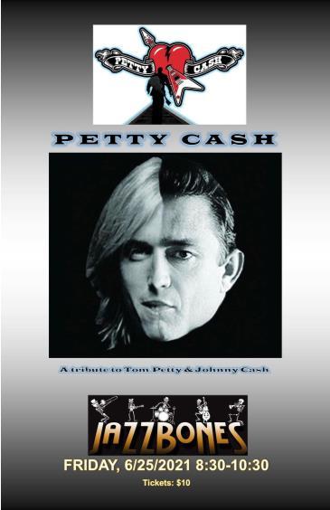 Petty Cash ( Tom Petty & Johnny Cash Tribute): Main Image