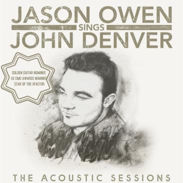 Jason Owen sings John Denver - The Acoustic Sessions-img
