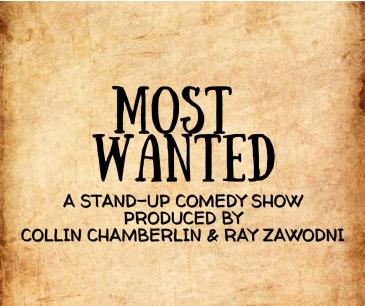 Most Wanted Comedy!: Main Image