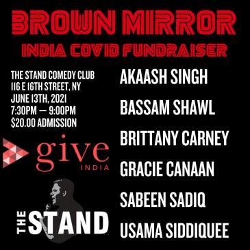 Brown Mirror: India Covid Relief Fundraiser!: Main Image