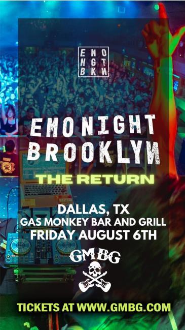 Emo Night Brooklyn: Main Image