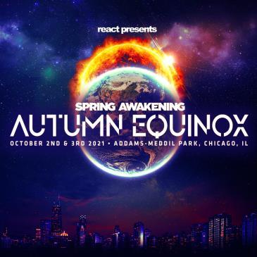 Spring Awakening 2021: Autumn Equinox - MERCH: Main Image