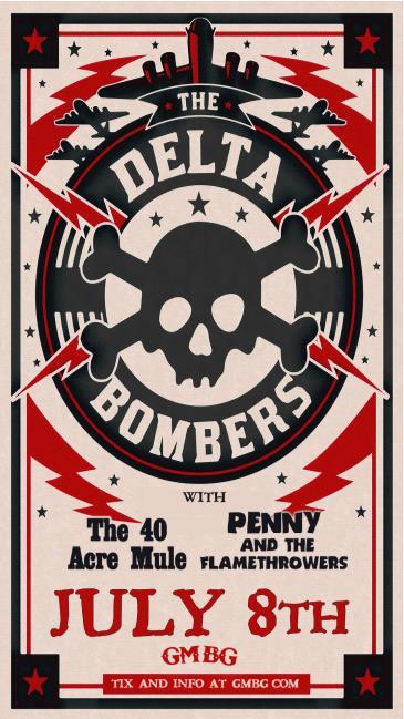 The Delta Bombers: Main Image