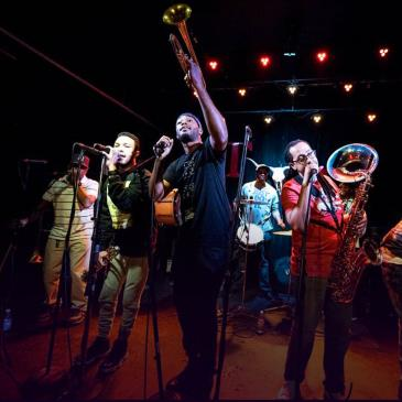 Rebirth Brass Band: