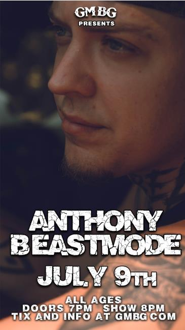 Anthony Beastmode: Main Image