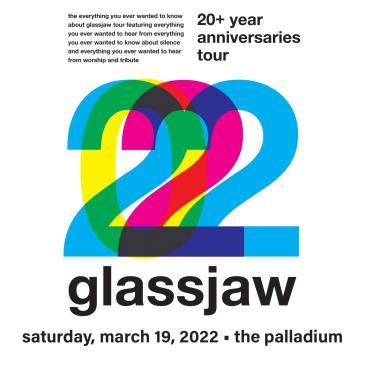 glassjaw 20th+ Anniversaries Tour: Main Image