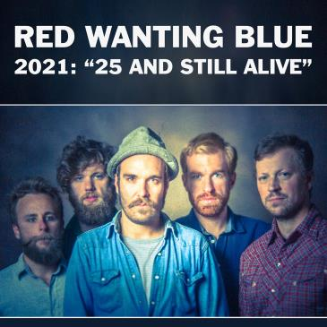 RED WANTING BLUE: Main Image