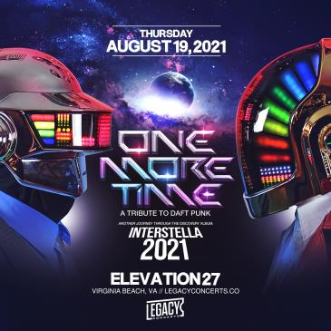 One More Time: A Tribute to Daft Punk-img