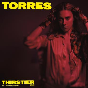 TORRES w/ special guest Ariana & The Rose:
