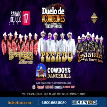 DUELO DE ACORDEONES, SAN ANTONIO TEXAS: Main Image