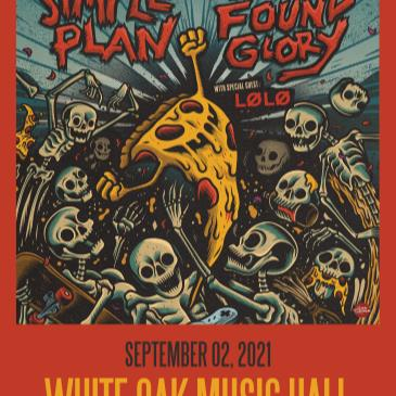 Simple Plan /New Found Glory- Pop Punk's Still Not Dead Tour-img