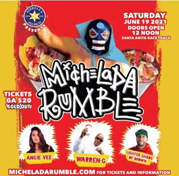 Michelada Rumble: