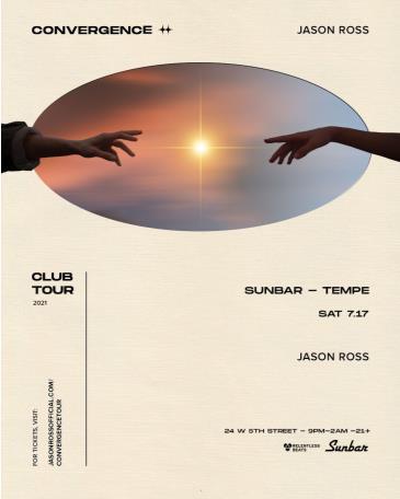 Jason Ross: Main Image