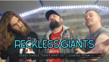 Reckless Giants, The Amphetamines, Ebenezer and the Scrooges: Main Image