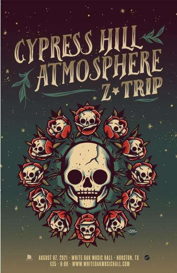 Cypress Hill & Atmosphere with special guest Z-Trip: