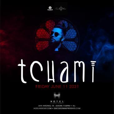 TCHAMI - SAN ANTONIO: Main Image