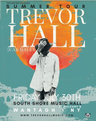 Trevor Hall: Main Image
