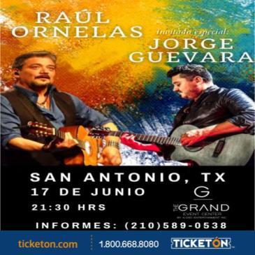 RAUL ORNELAS Y JORGE GUEVARA: Main Image