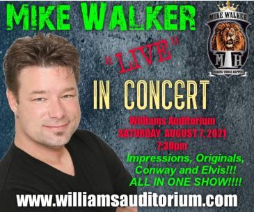 Mike Walker: Main Image
