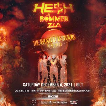 HE$H & BOMMER - ORLANDO: