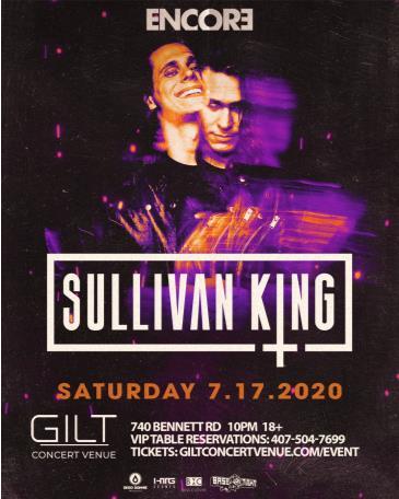 Sullivan King - ORLANDO: