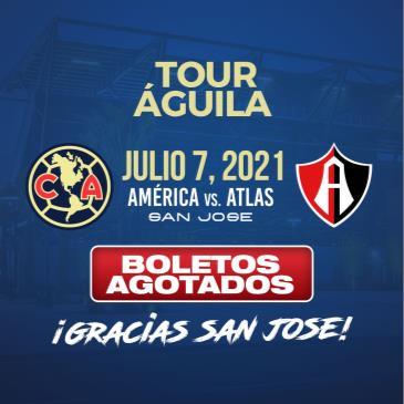 CLUB AMERICA VS ATLAS: