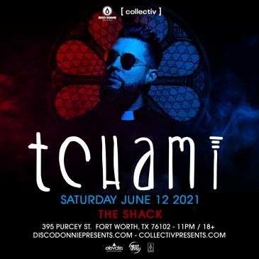TCHAMI in The Shack at Panther Island Pavilion