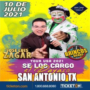 Se Los Cargo El Payaso San Antonio: Main Image