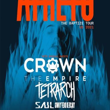 Atreyu: The Baptize Tour-img