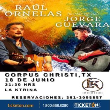 RAUL ORNELAS & JORGE GUEVARA INTIMO: Main Image