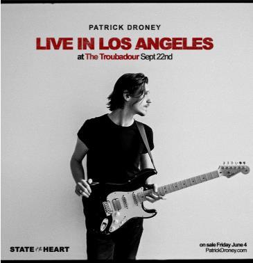 Patrick Droney: Main Image