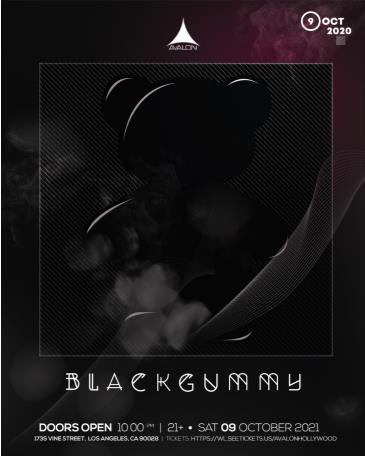 Black Gummy: