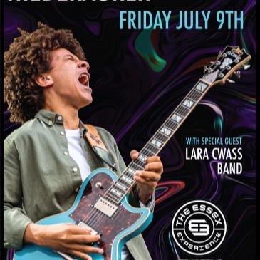 "Brandon ""Taz"" Niederauer with special guest Lara Cwass Band-img"