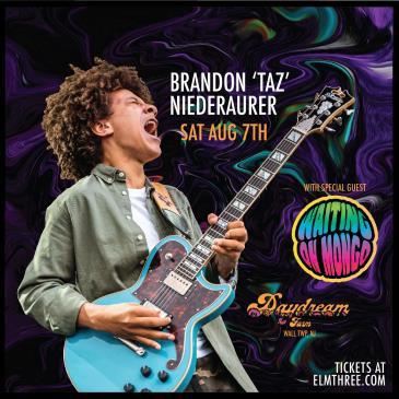 "Brandon 'Taz"" Niederauer and Waiting On Mongo-img"