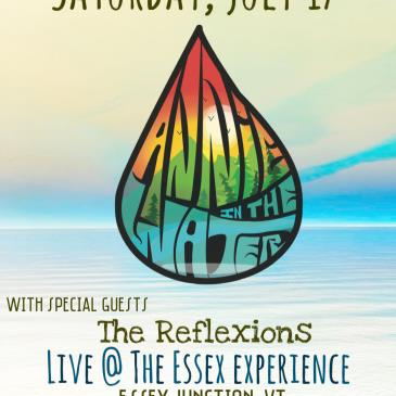 Annie in the Water with special guest The Reflexions-img
