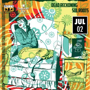 5PTS OUTDOORS: Dead Reckoning, Sol Roots-img