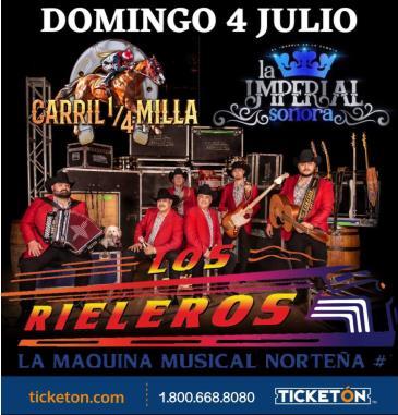 LOS RIELEROS DEL NORTE: Main Image