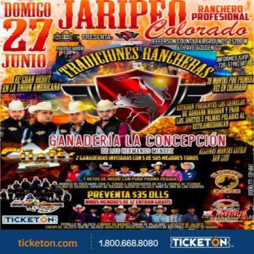 JARIPEO RANCHERO Y SUS TRADICIONES: Main Image