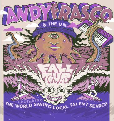 Andy Frasco & The UN - Presented by Twenty6 Productions: Main Image