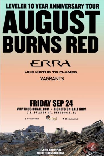 August Burns Red:
