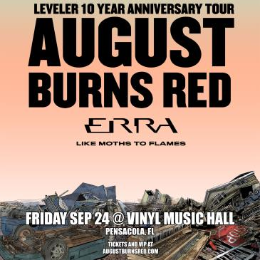 August Burns Red: Main Image