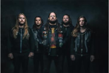 The Black Dahlia Murder at King of Clubs: Main Image