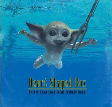 Heart Shaped Box - NIRVANA Tribute: Main Image