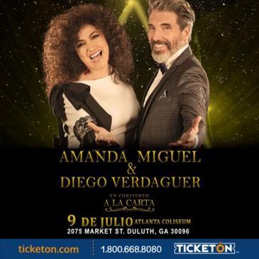 AMANDA MIGUEL & DIEGO VERDAGUER: Main Image