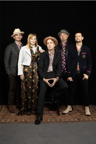 Chuck Prophet & The Mission Express: