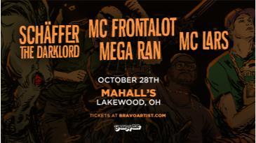 MC Lars & Mega Ran & MC Frontalot & Schaffer The Darklord: