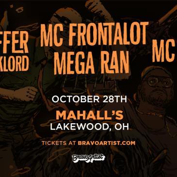 MC Lars & Mega Ran & MC Frontalot & Schaffer The Darklord-img