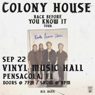 Colony House: